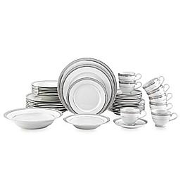 Mikasa® Platinum Crown 42-Piece Dinnerware Set
