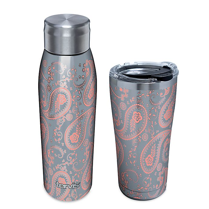 Alternate image 1 for Tervis® Paisley Pattern Drinkware Collection
