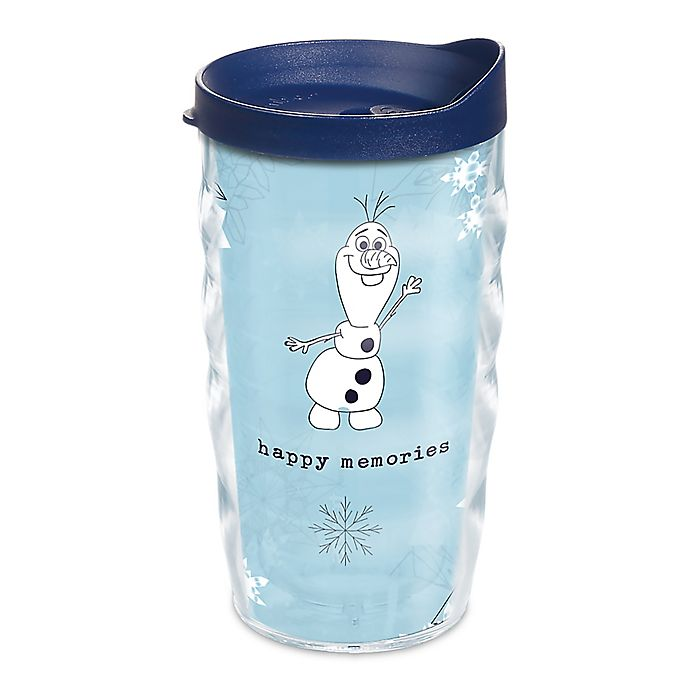 Alternate image 1 for Tervis® Disney® Frozen 2 Olaf 10 oz. Wrap Tumbler with Lid