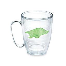 Tervis® University of Arkansas 15 oz. Emblem Mug in Neon Green