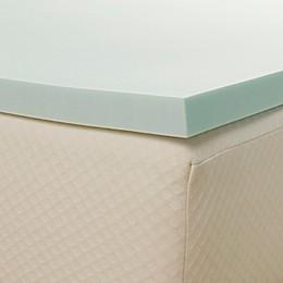 Comfort Tech™ Serene Foam 2-Inch Mattress Topper
