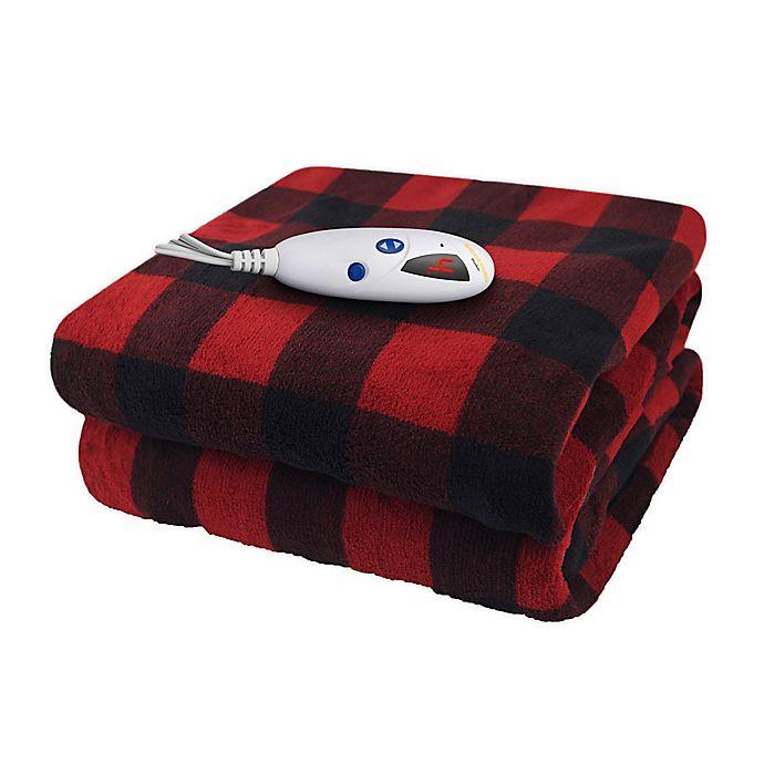 Biddeford Blankets Microplush Electric Throw Blanket Bed Bath Beyond