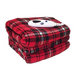 Biddeford™ Blankets Micro Plush Heated Throw Blanket