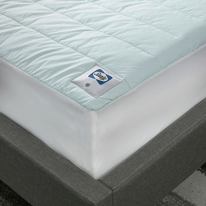 Sealy Cool Touch Instant Cooling, Bed Bath And Beyond Waterproof Mattress Pad Queen