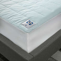 Sealy® Cool Touch Instant Cooling Waterproof Mattress Pad