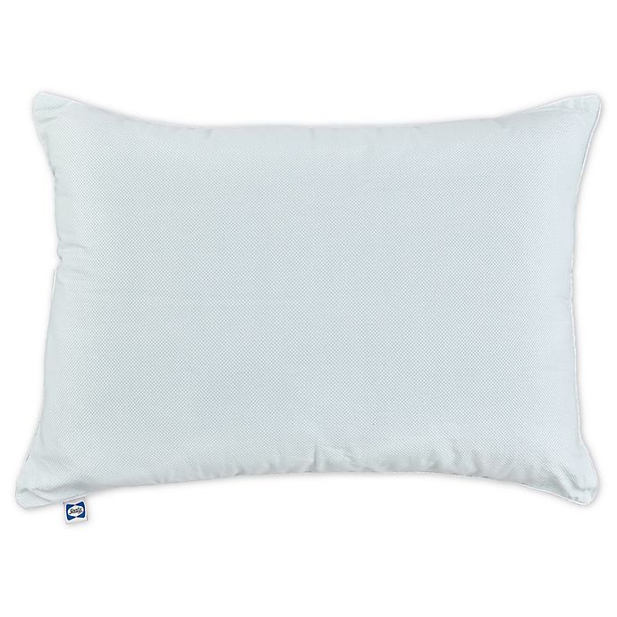 Alternate image 1 for Sealy® Instant Cool Cotton Pillow