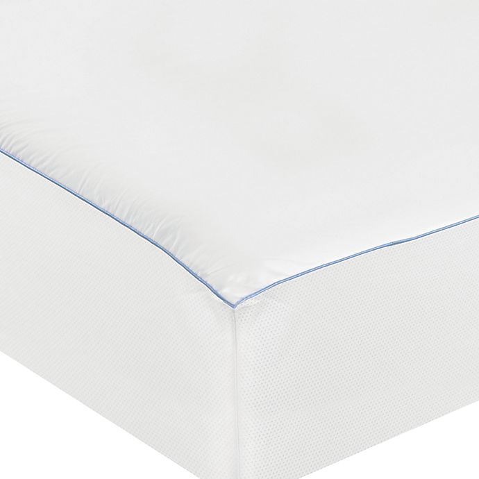 Alternate image 1 for Sealy® Cool Comfort Waterproof Mattress Protector