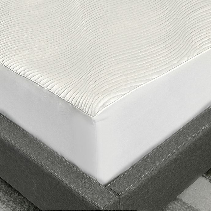 Sealy Luxury Knit Fitted Mattress, Bed Bath And Beyond Mattress Protector Queen