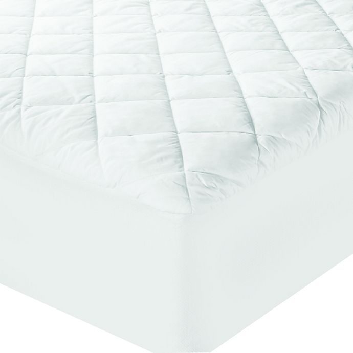 Sealy Luxury Cotton Mattress Pad Bed, Bed Bath And Beyond Waterproof Mattress Pad Queen