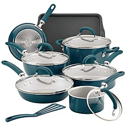 Rachael Ray™ Create Delicious Nonstick Aluminum 13-Piece Cookware Set