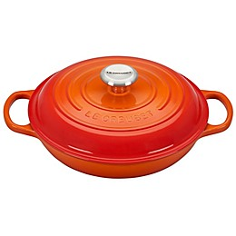 Le Creuset® Signature 2.25 qt. Covered Braiser