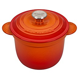 Le Creuset® 2.25 qt. Covered Rice Pot with Stoneware Insert