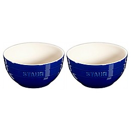 Staub® Ceramics 2-Piece Universal Bowl Set