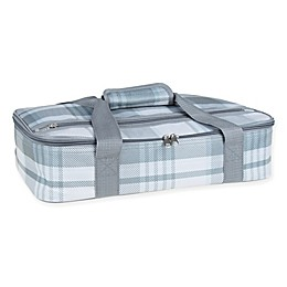 Bee & Willow™ Home Plaid Casserole Carrier