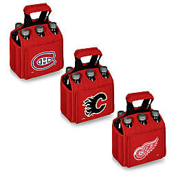 NHL Insulated Six Pack Beverage Carrier Collection