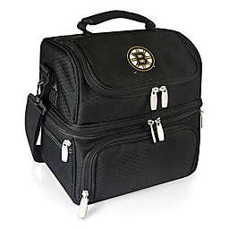 NHL Boston Bruins Pranzo Lunch Tote in Black