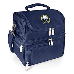 NHL Buffalo Sabres Pranzo Lunch Tote in Navy