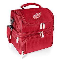 NHL Detroit Red Wings Pranzo Lunch Tote in Red
