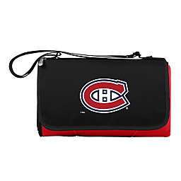 NHL Montreal Canadiens Outdoor Picnic Blanket