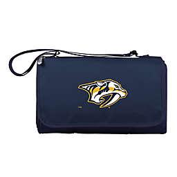 NHL Nashville Predators Outdoor Picnic Blanket