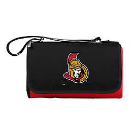 NHL Ottawa Senators Outdoor Picnic Blanket