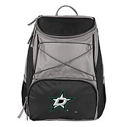 NHL Dallas Stars PTX Cooler Backpack in Black
