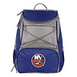 NHL New York Islanders PTX Cooler Backpack in Blue