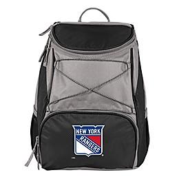 NHL New York Rangers PTX Cooler Backpack in Black