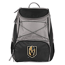 NHL Vegas Golden Knights PTX Cooler Backpack in Black