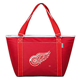 NHL Detroit Red Wings Topanga Cooler Tote in Red