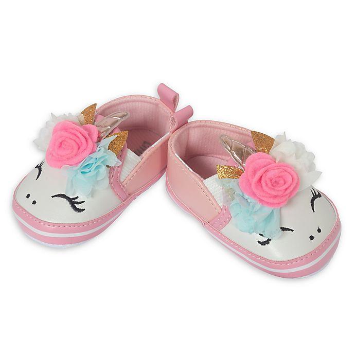 Alternate image 1 for Little Me® Special Unicorn Shoe