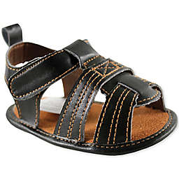 Luvable Friends® Casual Sandal in Black