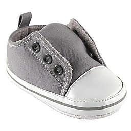 Luvable Friends® Laceless Sneaker in Grey