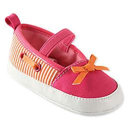 Luvable Friends® Boating Flat in Pink/Orange