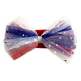 Tiny Treasures™ 4th of July Bow Headband