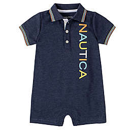 Nautica® Romper in Navy