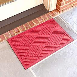 Weather Guard™  Diamonds 18-Inch x 28-Inch Door Mat
