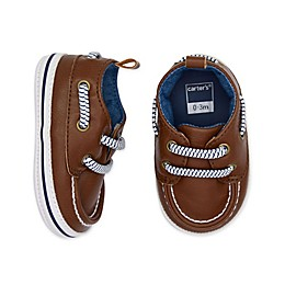 carter's® Casual Boat Shoe in Brown
