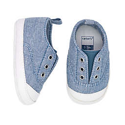carter's® Chambray No Lace Sneaker