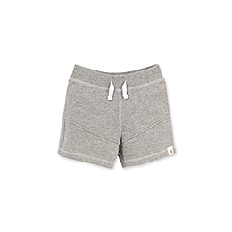 Burt's Bees Baby® Organic Cotton Moto Short in Grey
