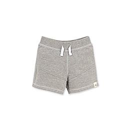 Burt's Bees Baby® Organic Cotton Moto Short in Grey