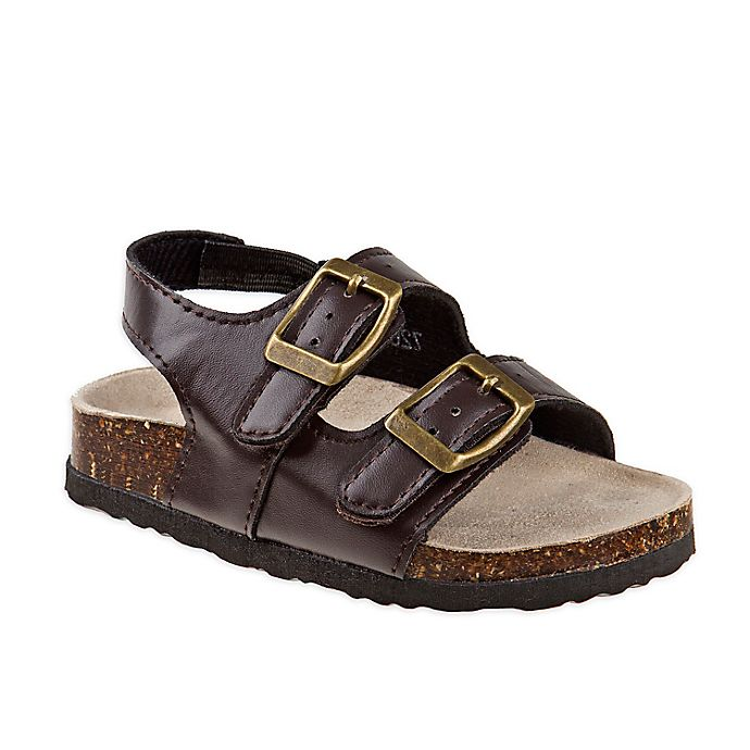 Alternate image 1 for Josmo Shoes® Faux Leather Sandals