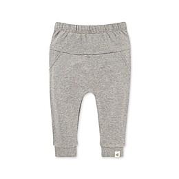 Burt's Bees Baby® Organic Cotton Harem Jogger Pant in Grey