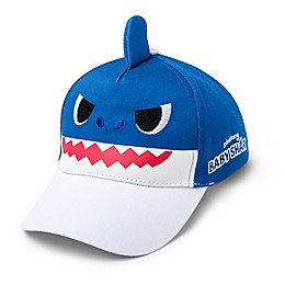 Baby Shark Baseball Cap in Blue/White
