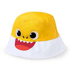 Baby Shark Bucket Hat in Yellow/White