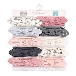 Hudson Baby® Paris Size 0-24M 10-Pack Headbands