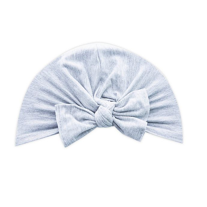 Alternate image 1 for Baby Bling Size 0-6M Knot Beanie