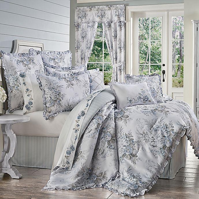 Alternate image 1 for J. Queen New York™ Estelle 4-Piece Comforter Set