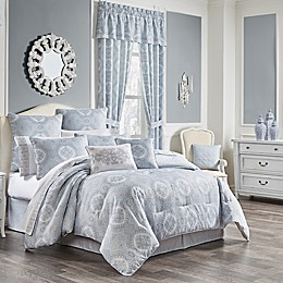 J. Queen New York™ Claremont 4-Piece Comforter Set