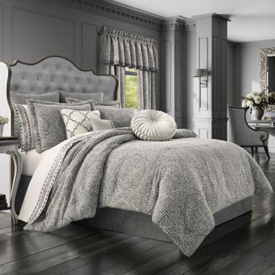 Matteo 4 Piece Queen Comforter Set In, J Queen New York Bedding Set